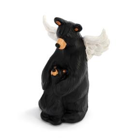 Guardian Angel Bear Figurine