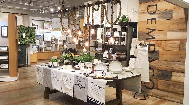 DEMDACO showroom display