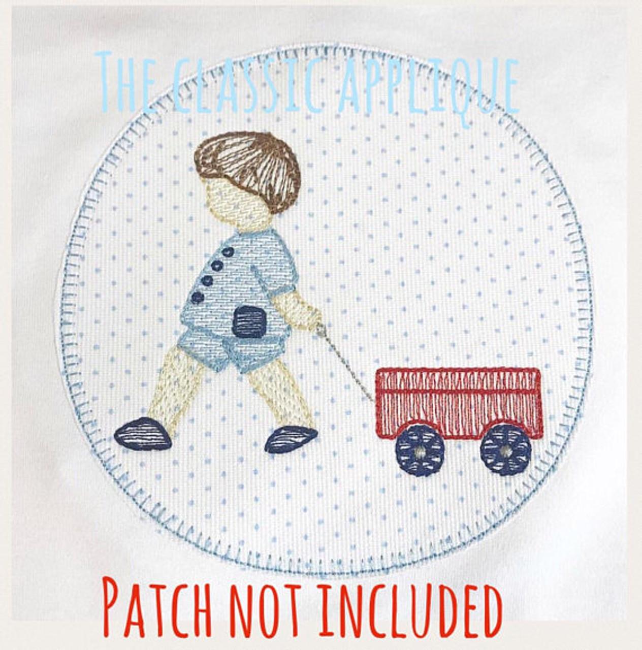 Sketch Fill And Vintage Stitch Quick Stitch Sketch Little