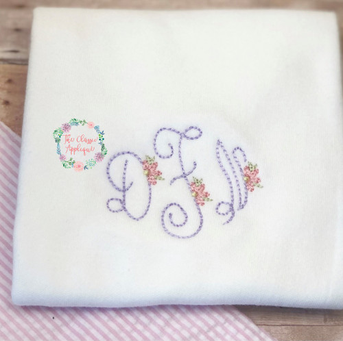ec747db39aade8 Mini Vintage Stitch - Spring and Easter - The Classic Applique