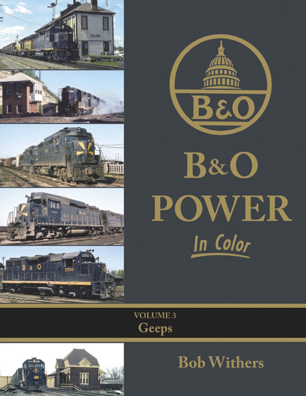 B&O Power in Color -- Volume 3: Geeps