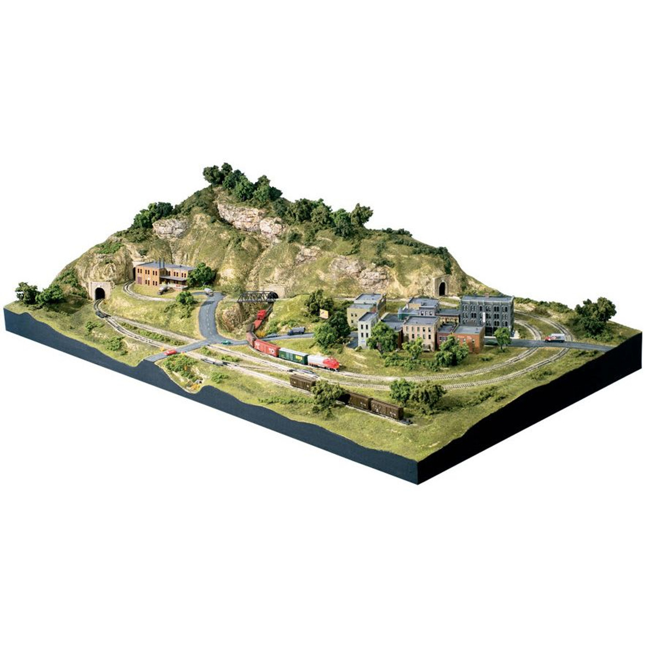 Woodland Scenics ST1482 - N Scenic Ridge Layout Kit