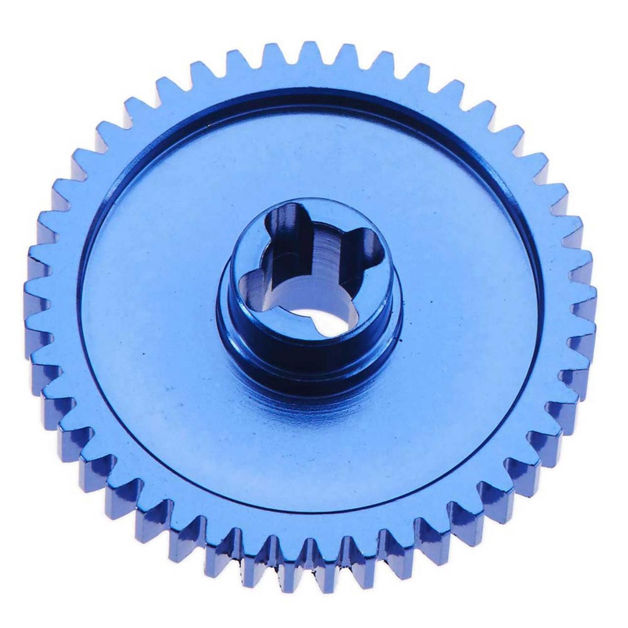 Dromida C1105 - Aluminum Spur Gear 45T Blue BX MT SC 4.18