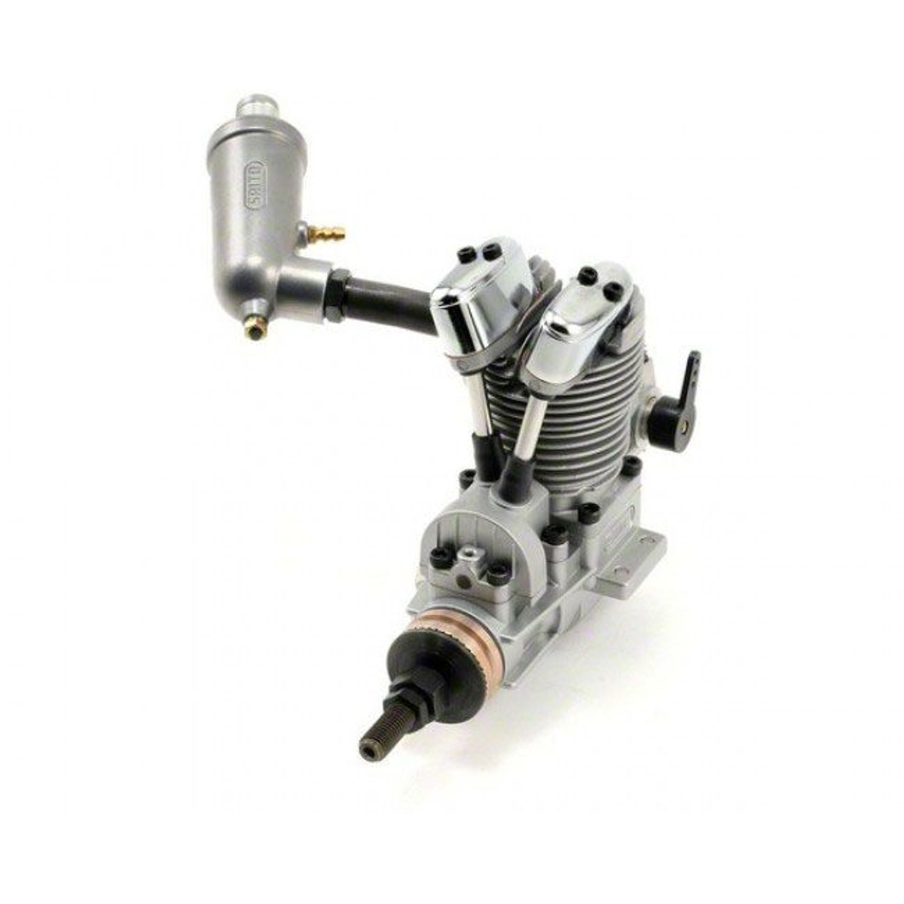 Saito Engines E062B - FA-62B AAC w/Muffler: BX