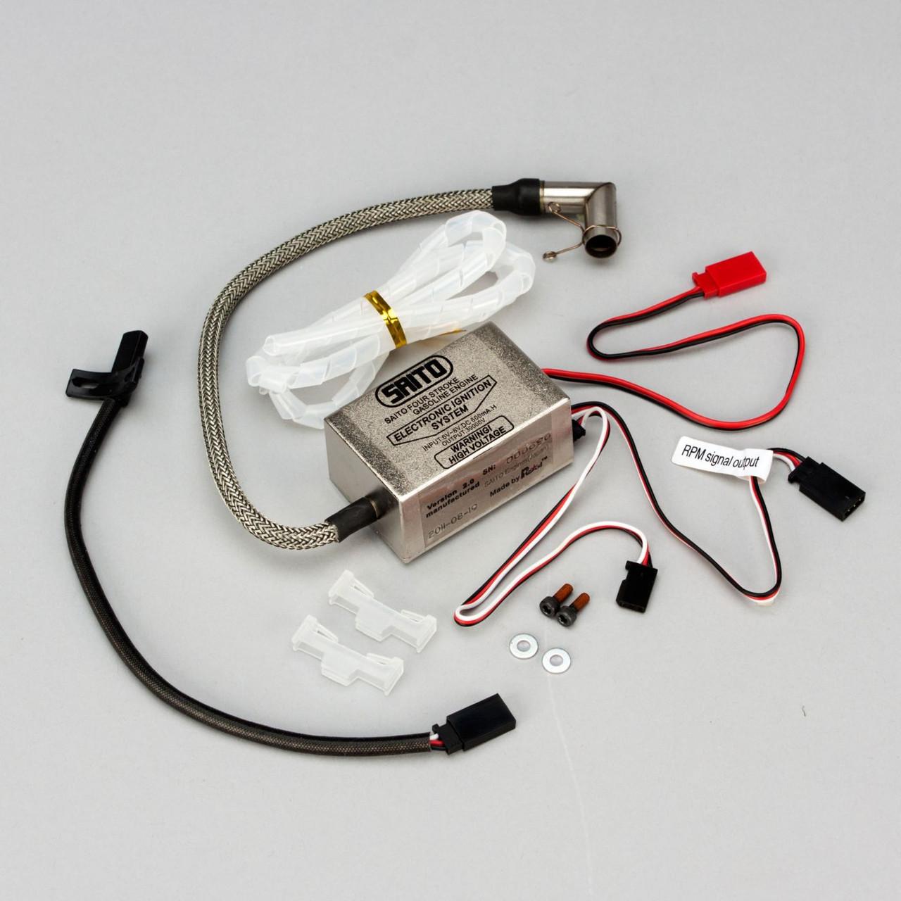 Saito Engines G17153 - Electronic Ignition System: BM,BN,BV,BZ