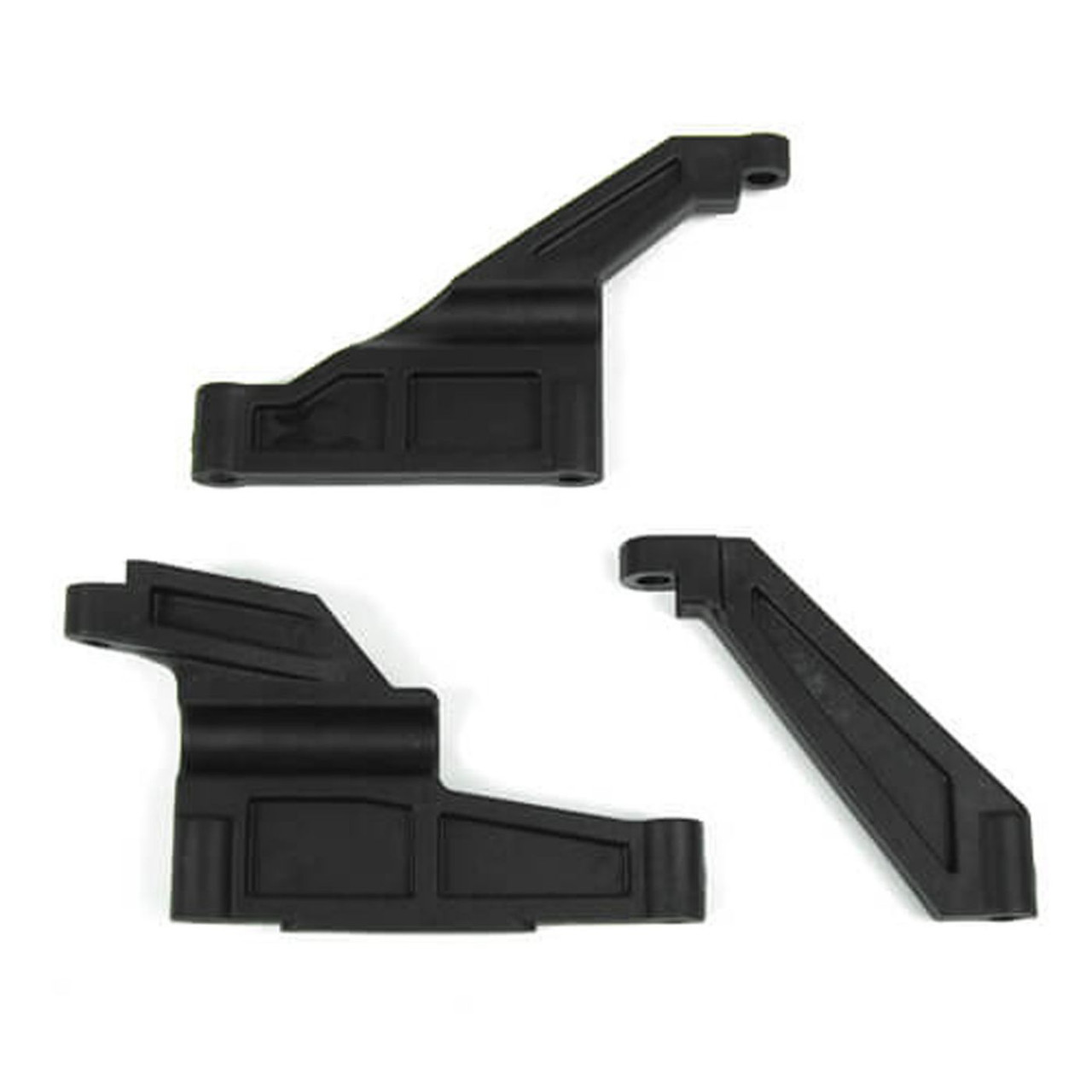 TEKNO RC LLC 5062 - Chassis Brace Set (Front, Rear, Center)