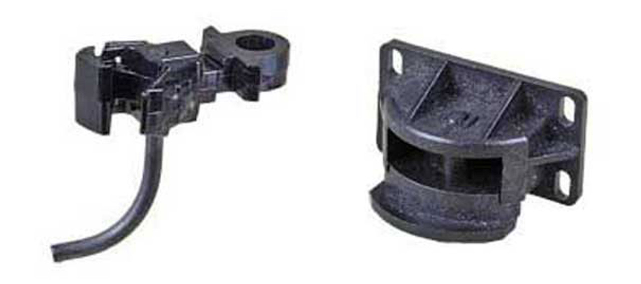 #1 Scale Coupler -- Sill Mounted - Scale: I