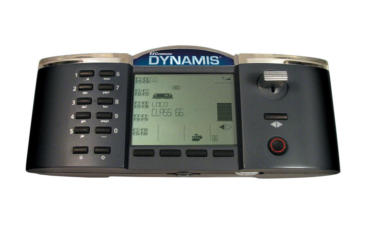 E-Z Command(R) Dynamis(R) Wireless Digital Command Control System -- Handset - Scale: HO