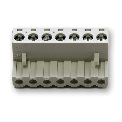 Booster Terminal Plug, Black