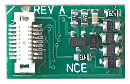 "Next18 - NEM 662 DCC Control Decoder -- .595 x .390"" 15 x 10mm"