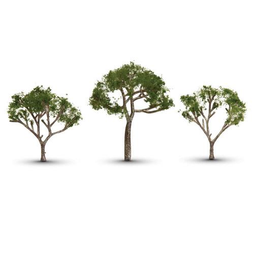 "Woodland Scenics TR3525 - Gum Tree 2 1/2"" - 3 1/2"" (3)"