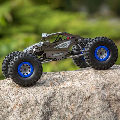 1/18 4WD Temper Gen 2, Brushed: Blue RTR