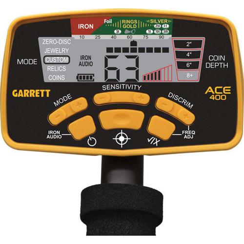 Garrett Metal Detectors 1141260 - Ace 400 Metal Detector