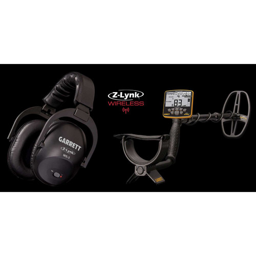 Garrett Metal Detectors 1142325 - ACE APEX Wireless Package