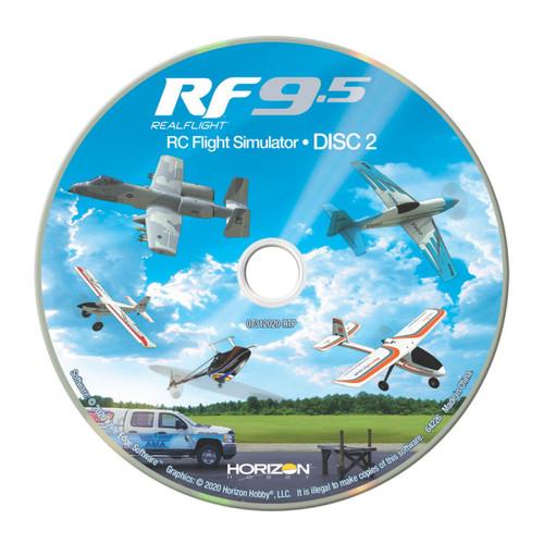 RealFlight 1201 - RealFlight 9.5 Flight Simulator Software Only