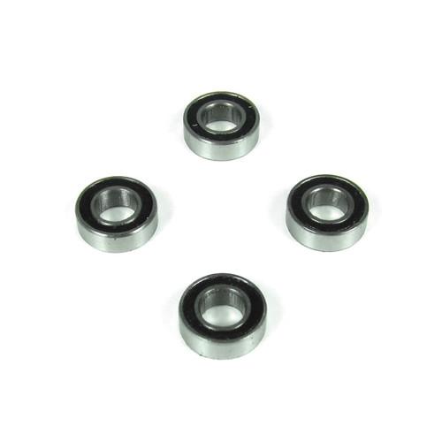 TEKNO RC LLC BB06124 - Ball Bearing (6x12x4, 4pcs)