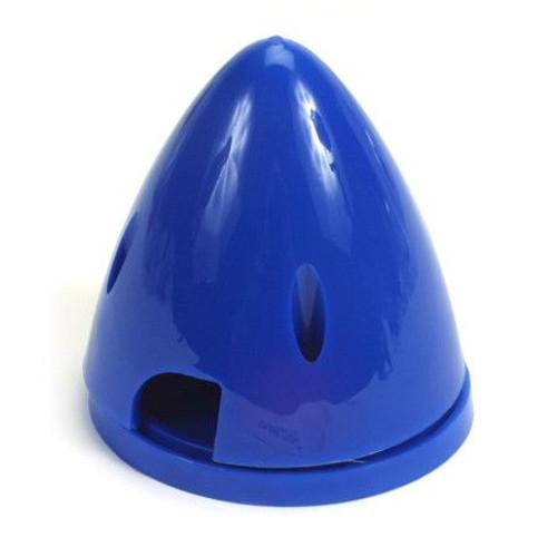 "4 Pin Spinner,1-3/4"",Blue"