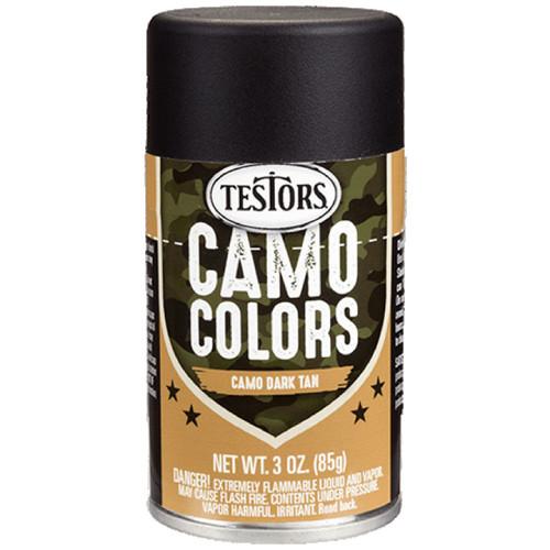 3 oz Camouflage Spray, Dark Tan