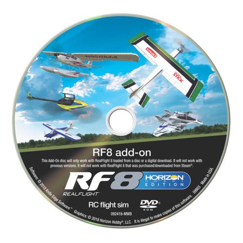 RealFlight 1002 - RealFlight 8 HH Edition Add-On
