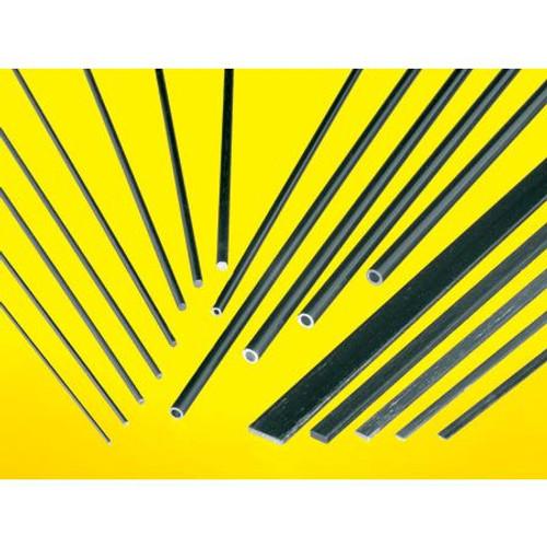 "Midwest Products Co Inc 5703 - Carbon Fiber Rod, 24"", .050 (2)"