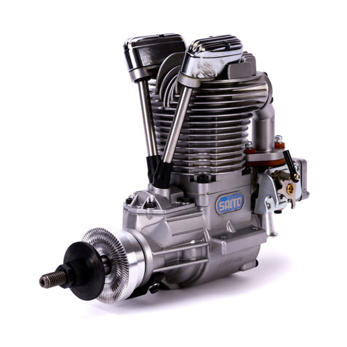 Saito Engines EG40 - FG-40 Gas Single Cylinder Engine: BQ