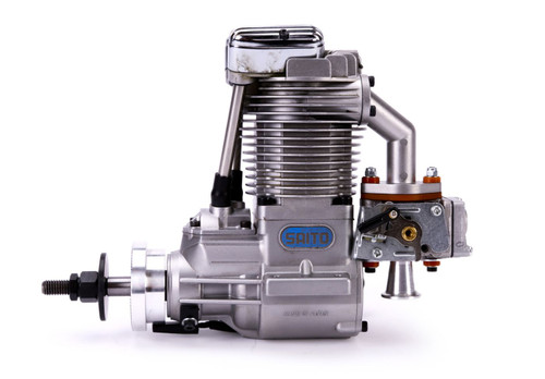 FG-40 Gas Single Cylinder Engine: BQ