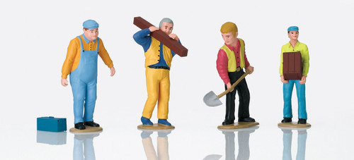 Workers -- pkg(4) - Scale: G