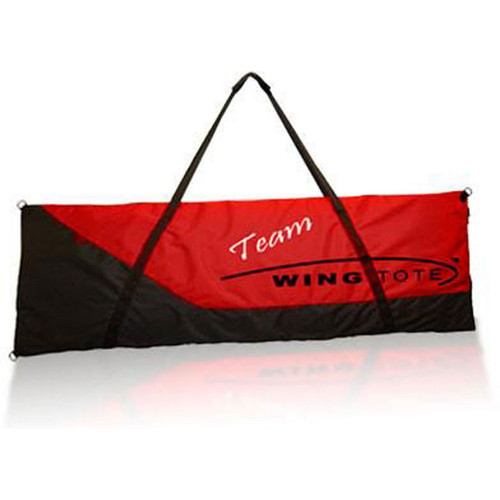 Extreme Warbird Single Tote (87x24x3) Red/Black