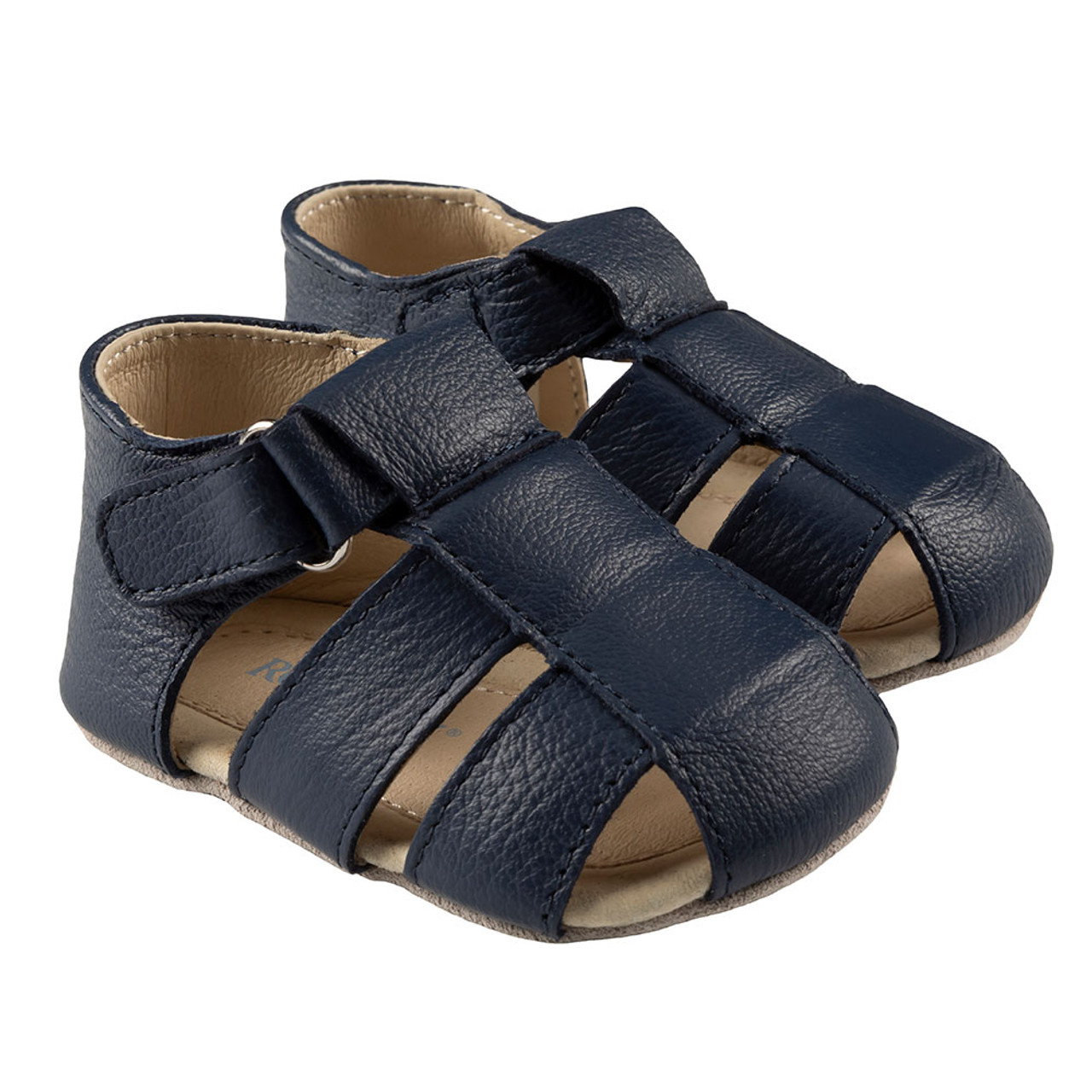 Baby Boy Brown Sandals by Next sizes 0-3 or 3-6 months