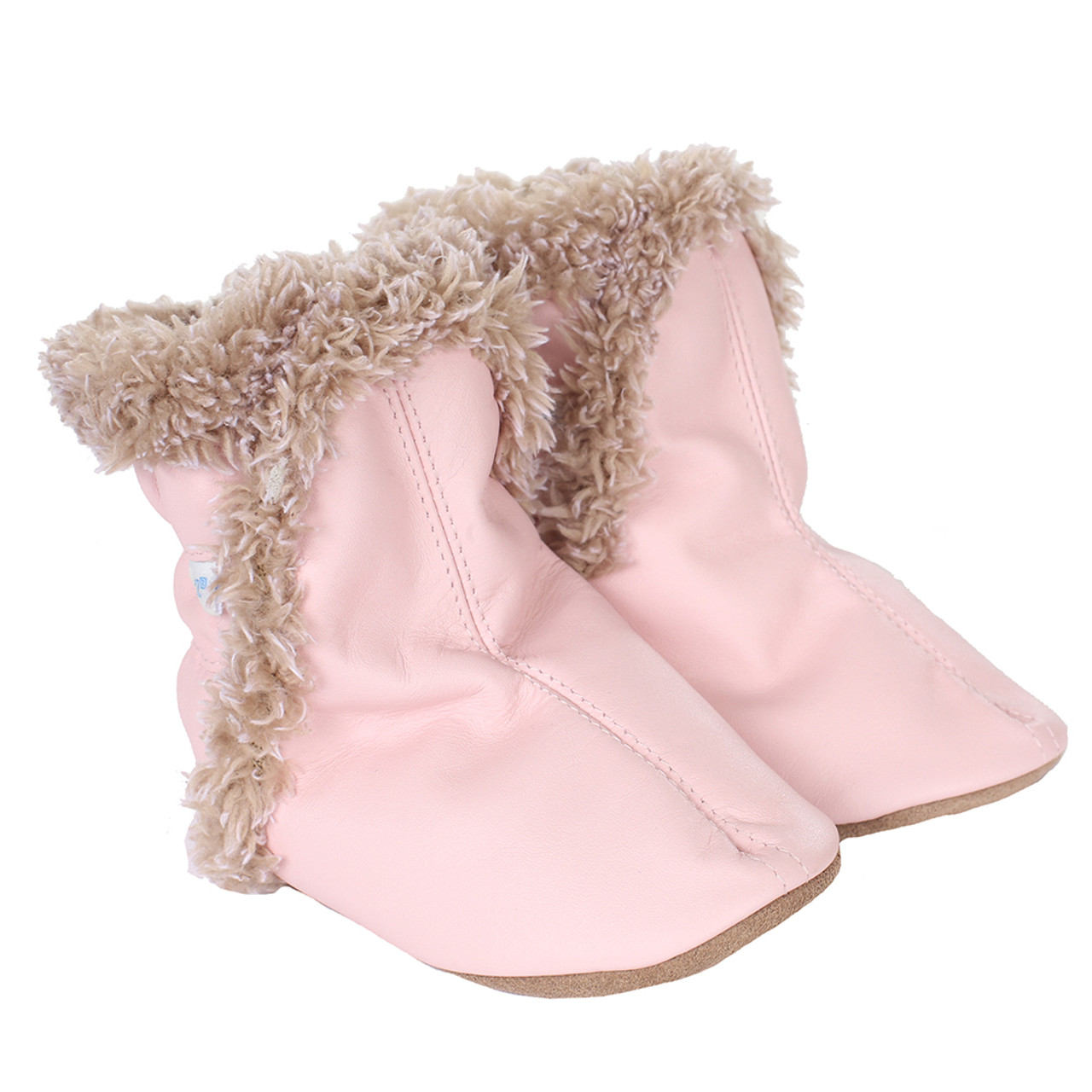 Classic Boots Pink | Soft Soles | Baby