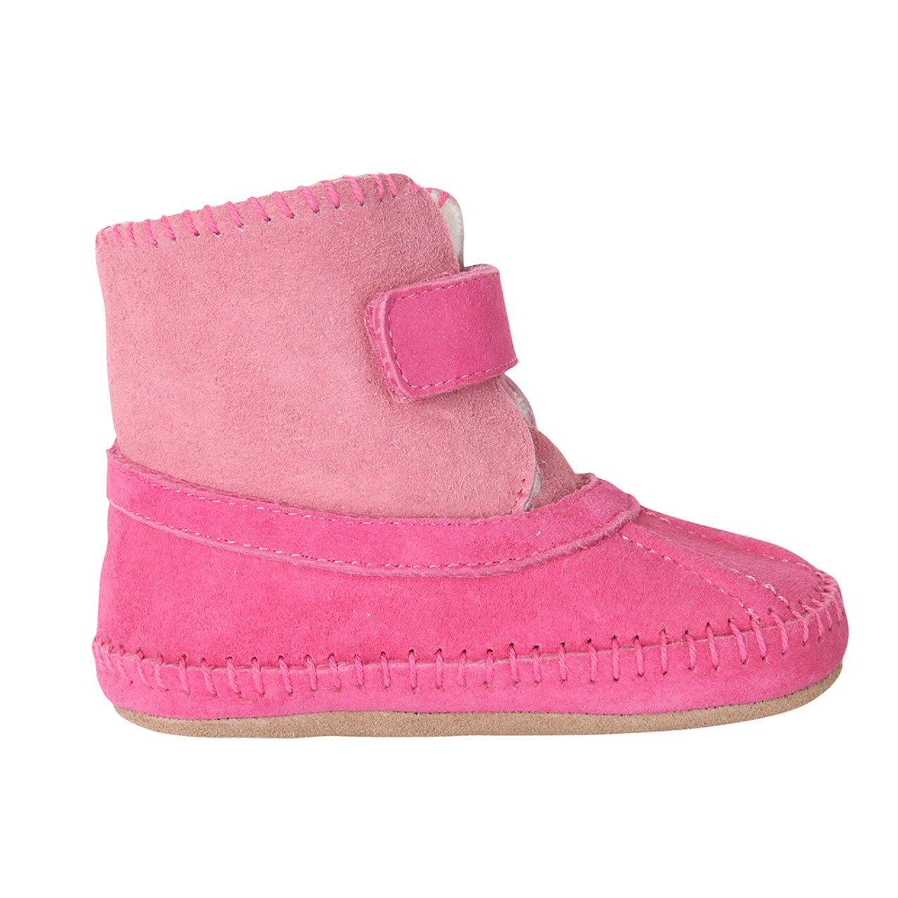 Galway Cozy Boots Pink | Soft Soles