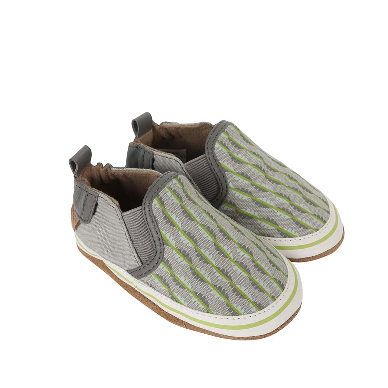 ceae56aac07ff1 Side view of Liam Tropical Baby shoes