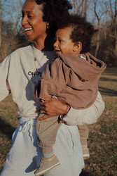 Mother Knows Best: Meet Sade Llits of @blackandolive