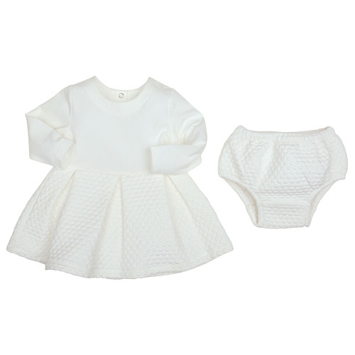 257e6202b830 Quilted Dress and Diaper Cover
