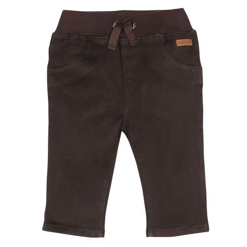 Robeez Espresso Soft Jean -  Front