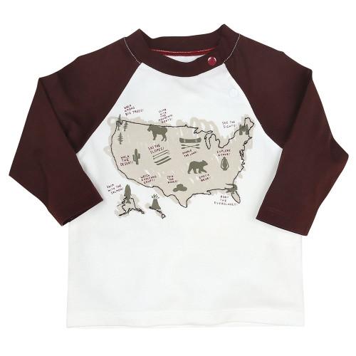 Robeez Explore Shirt - Front