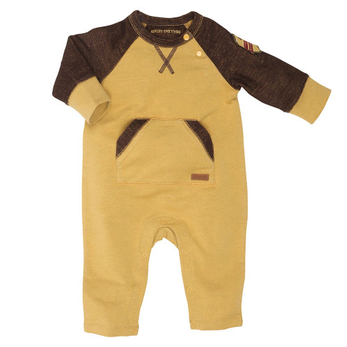 Robeez Nature Coverall - Front