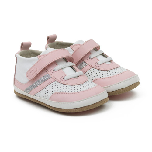 Robeez Everyday Eliza First Kicks Pink