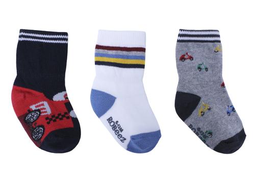 Racer Socks 3 Pack