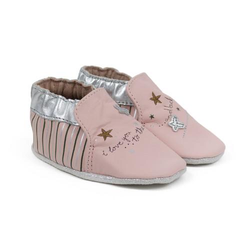 Robeez Helena Soft Soles Pink