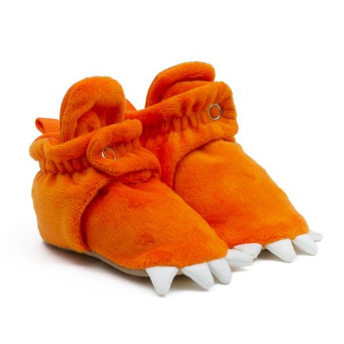 Robeez Monster Toes - Orange