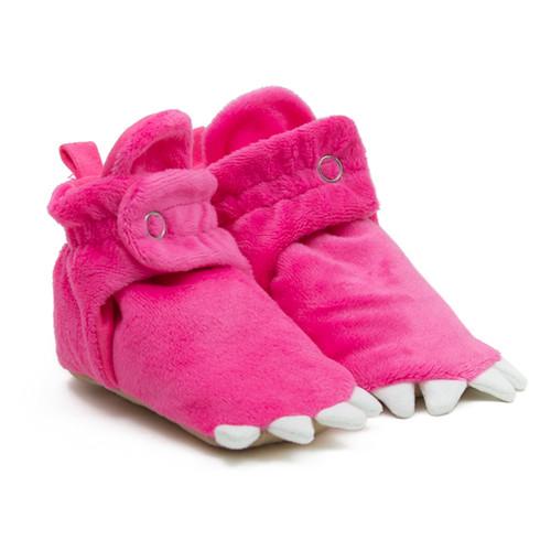 Robeez Monster Toes - Neon Pink