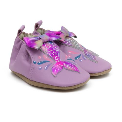 Robeez Mermaid - Lavender