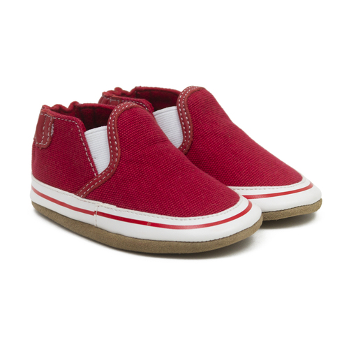 Robeez Liam Basic - Red