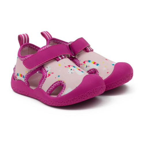 Remi Water Shoes Pink Unicorn