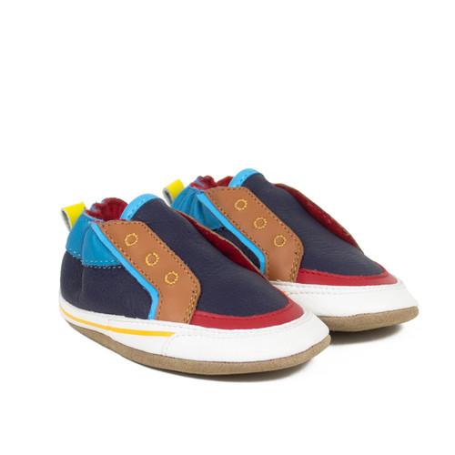 Stylish Steve Soft Soles Multicolor
