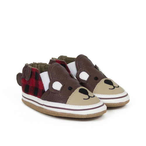 Billy Soft Soles Brown
