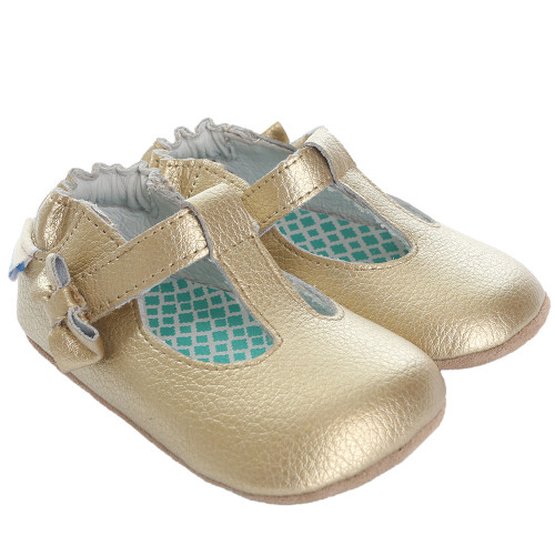 Robeez Glamour Grace Mini Shoez - Angle