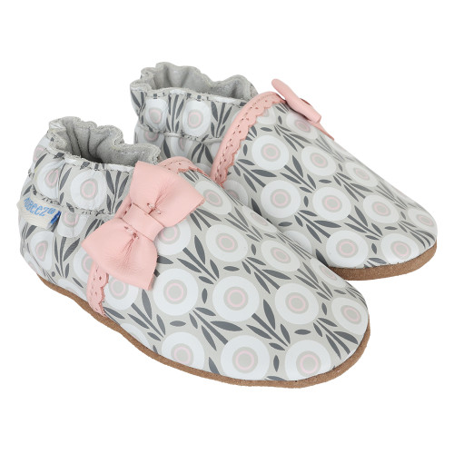 Robeez Wildflowers Soft Soles