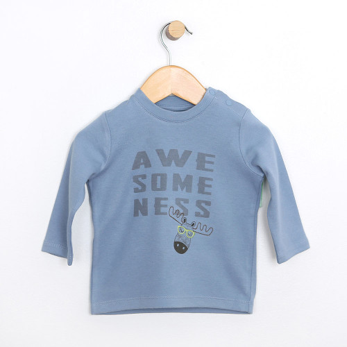 Shirt for baby, infant and toddler boys.